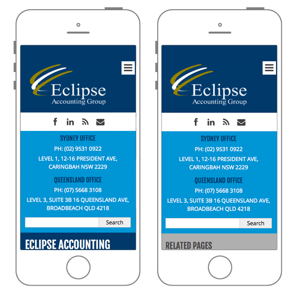 i-phone-Eclipse-accounting
